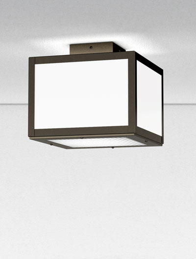Bristol Series Ceiling Mount Church Lighting Fixture in Oil Rubbed Bronze Finish