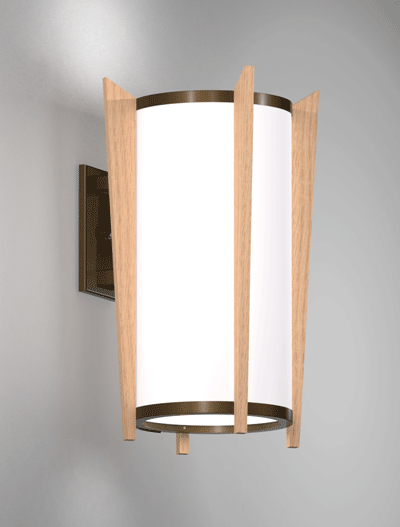Waycross Series Wall Bracket Church Lighting Fixture in Oil Rubbed Bronze Finish