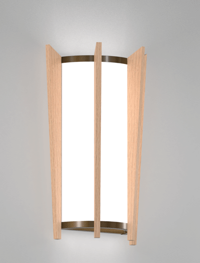 Waycross Series Wall Sconce Church Lighting Fixture in Oil Rubbed Bronze Finish