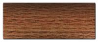 Medium Walnut on Red Oak
