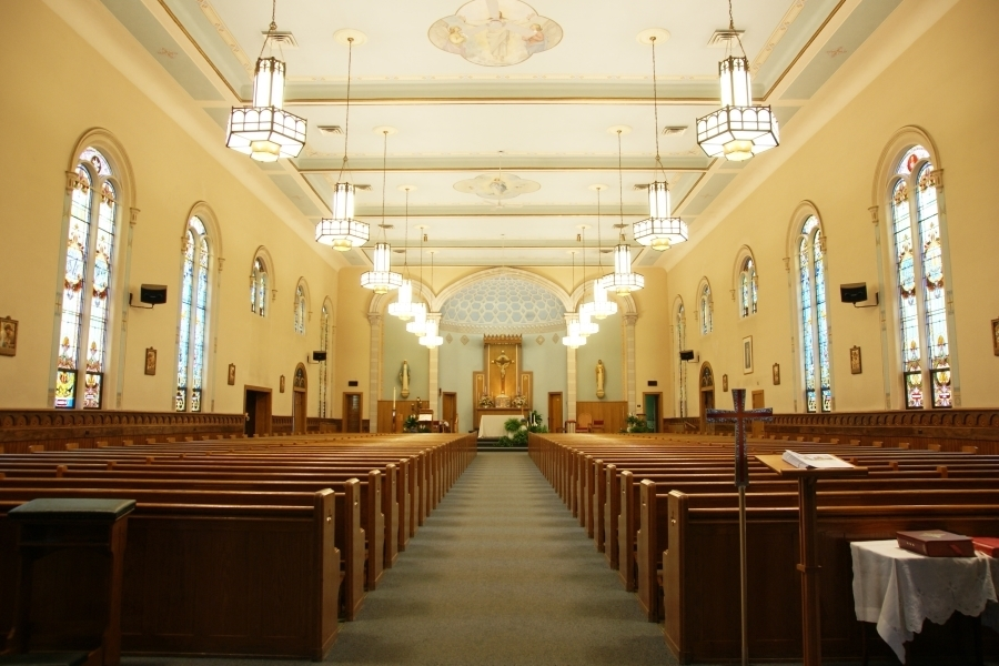 church lighting ideas. st rose lighting church ideas h