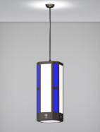 Brookville Series Pendant Church Light Fixture