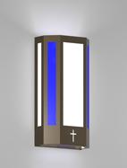 Brookville Series Wall Sconce Church Light Fixture