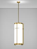 Cleveland Series Pendant Church Light Fixture