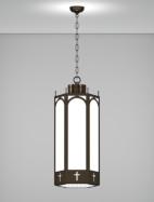 Charleston Series Pendant Church Light Fixture