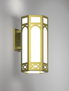 Dover Series Wall Bracket Church Light Fixture