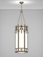 Easton Series Pendant Church Light Fixture