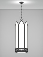 Gainesville Series Pendant Church Light Fixture