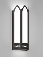Gainesville Series Wall Sconce Church Light Fixture