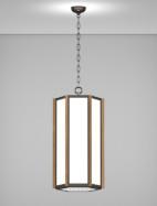 Hampton Series Pendant Church Light Fixture