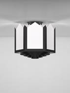 Hancock Series Ceiling Mount Church Light Fixture