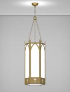 Hartford Series Pendant Church Light Fixture