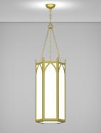 Hagerstown Series Pendant Church Light Fixture
