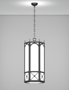 Jamestown Series Pendant Church Light Fixture
