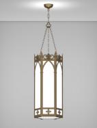 Lancaster Series Pendant Church Light Fixture