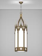 Lafayette Series Pendant Church Light Fixture