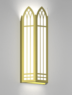 Norwich Series Wall Sconce Church Light Fixture