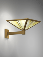 Oak Park Series Wall Bracket Church Light Fixture