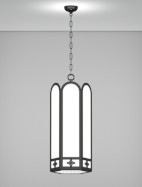 Randolph Series Pendant Church Light Fixture