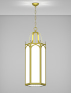 Raleigh Series Pendant Church Light Fixture