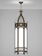Venice Series Pendant Church Light Fixture
