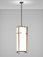 Woodland Series Pendant Church Light Fixture